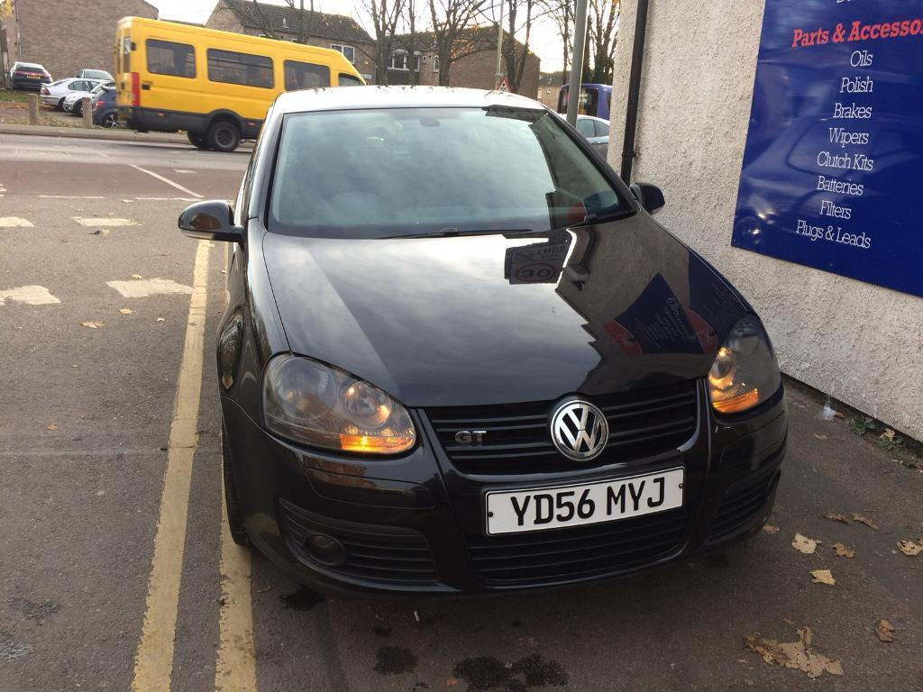 VW Golf GT Tdi 140BHP 2007 Fully Loaded (LOADS OF EXTRAS)