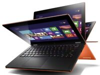 FOR SALE: Lenovo IdeaPad Yoga 11 11.6 inch Tegra 3 Quad Core 1.3GHz 2GB 64GB SSD Tablet Laptop