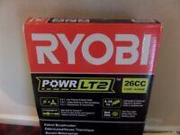 Strimmer attachment for RYOBI model RBC26SESB (26cc 2-stroke model)