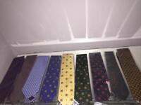 Job lot brand new men's Ties -Tie Rack, Burton