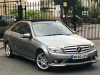 AUTOMATIC 2010 MERCEDES C350 blueEFFICIENCY SPORT AMG FOR SALE