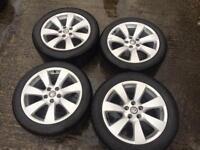 Vauxhall Astra GTC alloy wheels