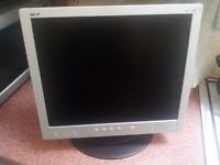 "Acer AL1714 - LCD monitor - 17"""