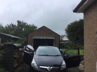 1.2 SXI 3dr Black Corsa for sale