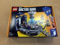 LEGO Ideas 21304 Doctor Who (from 2015) | New, Factory-Sealed, Unopened
