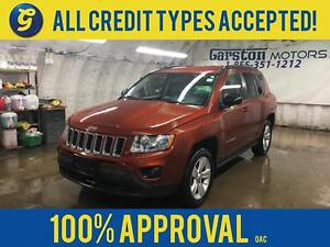 2012 Jeep Compass SPORT*4WD*HEATED MIRRORS*STEERING WHEEL CONTRO