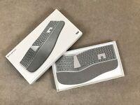 Microsoft Surface Ergonomic Keyboard — Never used, still boxed.