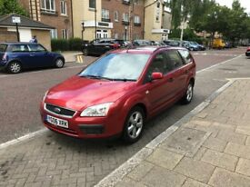 2006 Ford Focus estate 1.6 automatic mot to 2019 key logbook £1395ono no faults