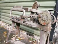 Mechanical saw
