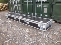 Large Transport/ Storage Case/Box. Suitable for transport of audio, electronic, musical, theatrical.
