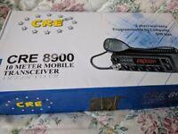 CRE 8900 Radio