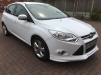 Automatic 2013 Ford Focus 1.6 Petrol 39000 Genuine Low Mileage 12 Months MOT 2 Owners 5dr