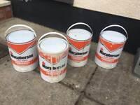Macpherson Trade Paint x3 Quality Exterior House Paint