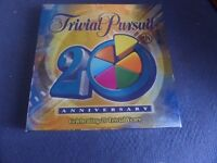 Trivial pursuit 20th anniversary new
