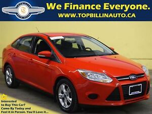 2013 Ford Focus SE, Heated Seats, Bluetooth, Automatic