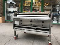 CATERING COMMERCIAL KITCHEN BBQ KEBAB ARCHWAY GAS CHARCOAL GRILL FAST FOOD KEBAB RESTAURANT KITCHEN