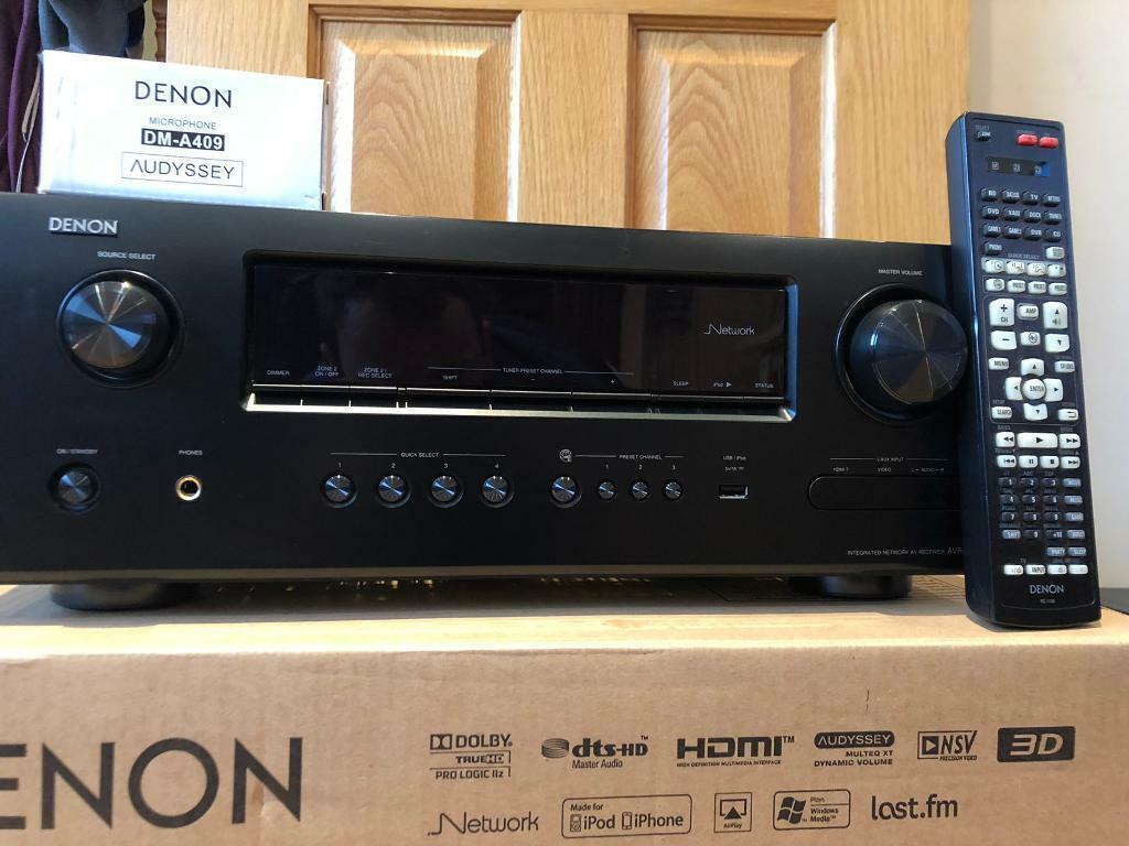 Denon AVR-2312 7 1 channel AV Receiver with Apple Airplay | in Lisburn,  County Antrim | Gumtree
