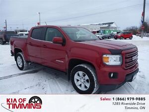 2016 GMC Canyon SLE 4X4 REAR CAMERA BLUETOOTH