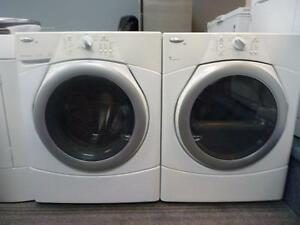 WHIRLPOOL Laveuses Sécheuses Frontales Frontload Washers Dryers