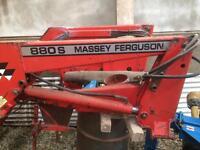 Massey Ferguson Front End Loader