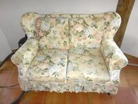 Two Seater Cottage Sofa/Settee