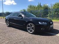 Audi A5 coupe 1.8 turbo 170bhp long mot s-line s5 rs5 may take cheap part ex