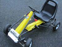 Pedal Go-Kart by Kettler.
