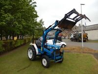 Ford 1520 4WD Compact Tractor