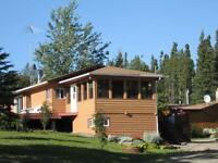 waterfront property @ Setting Lake,MB for sale- listed w/ Remax