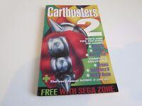 Sega Zone Cartbusters 2 Biggest Cheats Book RARE