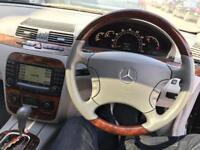 Mercedes s class 320 cdi 2004