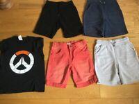 Bundle of boys clothes age 7-9