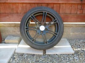 Honda Civic Type R Refurbished wheels c/w New Kumho Tyres