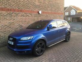 Reduced Audi Q7 3.0 tdi 2013 Facelift