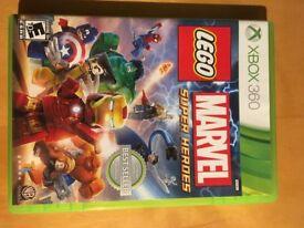 Marvel Lego Superheros xbox 360