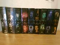 X files series 1-9 boxset *watched once*