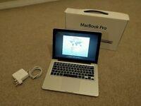 """Apple Macbook Pro 13"""" Intel Core i5 / 16GB RAM / 240GB SSD"""
