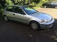 Honda Civic 1.4 3 door £250