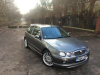 2004 MG ZR 1.4 PETROL 3 DOOR HATCHBACK 5 SPEED MANUAL TAX & TESTED ***BARGAIN***