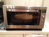 Panasonic Convection/Microwave/ Grill Oven £120 only