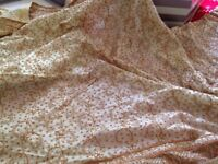 Gold 3 pc heavy embroider traditional South Asian wedding gown