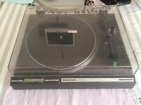 Pioneer pl-201z record player turntable