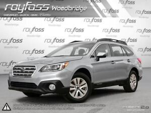 2015 Subaru Outback 2.5i Touring Package ONE OWNER. Backup CAM