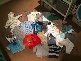 Boys clothes various-mixed size please message for more info or to come view most items 50p-£1