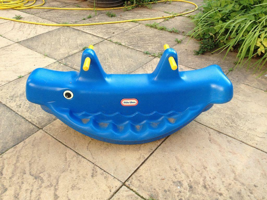 Little Tikes Whale Teeter Totter See Saw In Coventry