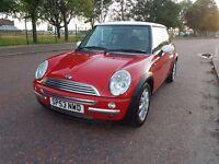 Mini Mini 1.6 ( Pepper ) Cooper 2003