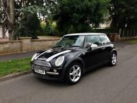 Stunning MINI Cooper 1.6 with Red/Black Leather PERFECT