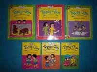 6 x Topsy & Tim Books IP1