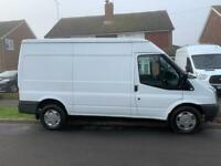 Ford Transit panel van. Low mileage, excellent condition.