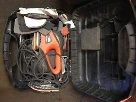 Black&decker electric sander